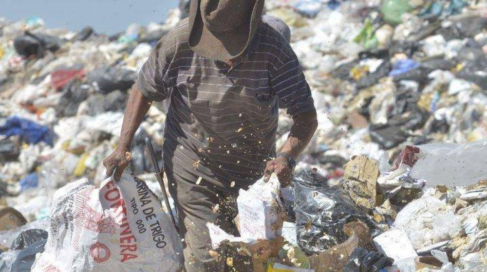 En Mendoza sólo se recicla el 8% de la basura diaria