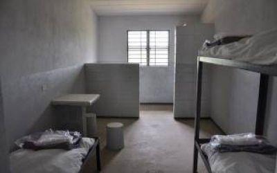 Dolores: inauguraron 72 plazas para internos del régimen semiabierto en la cárcel