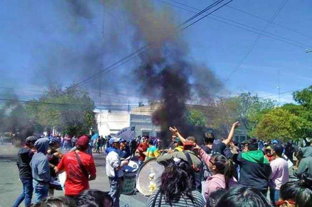Fuerte malestar por las protestas del SUPA y el STIA