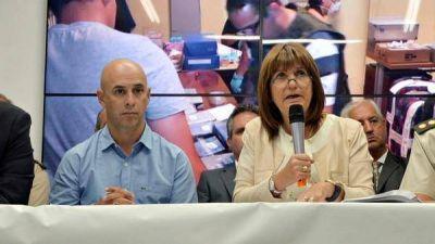 Patricia Bullrich y Martín Ocampo, una larga historia de internas, roces y chispazos