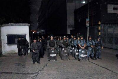 Tras el violento desalojo realizado por la policía, despedidos de SIAM realizarán corte en Avellaneda