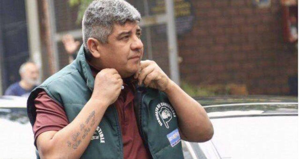 Pablo Moyano reflotó la idea de un paro general y una movilización a Plaza de Mayo