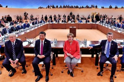 El G-20 se enfrenta a su cumbre más trascendente y riesgosa desde 2008