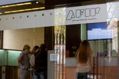 Una misión del FMI inspeccionó cómo recauda la AFIP