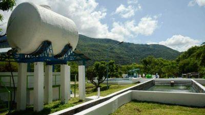 Inauguraron una nueva planta potabilizadora en Lozano
