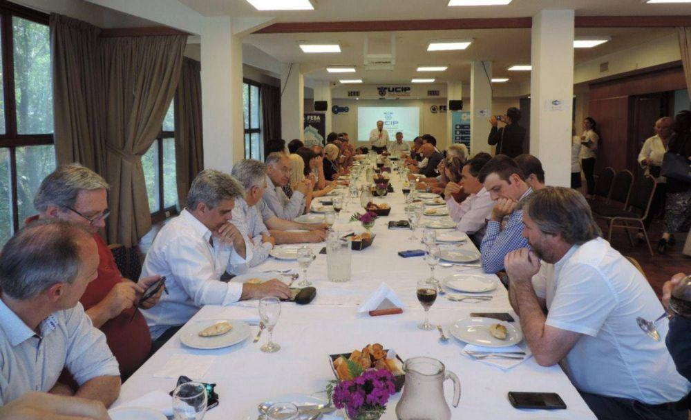 Empresarios marplatenses se reunieron con el Ministro de Trabajo bonaerense