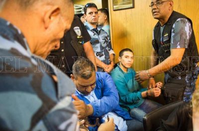Absolvieron a Farías y Offidani por la muerte de Lucía Pérez