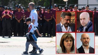 Interna policial y cruces con Patricia Bullrich, las razones de la salida del hombre de Angelici