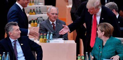 Trump anuncia a Macri un estímulo de US$ 20.000 millones para inversiones de EE.UU. en energía