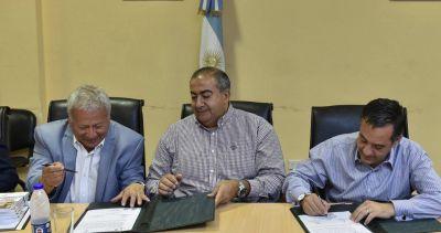 La CGT y el gobierno fortalecen espacios de formación profesional para trabajadores
