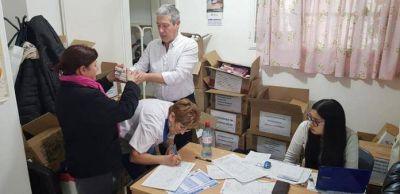 Se concretaron 1500 tratamientos mediante la campaña solidaria de medicamentos
