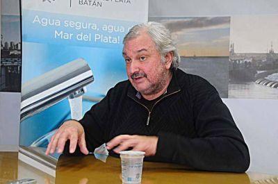 Mario Dell' Olio renunció a la presidencia de OSSE