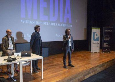 Redacciones 4G, eje de nueva capacitación para periodistas en Mar del Plata