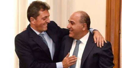 Sergio Massa y Juan Manzur se reunieron en Tucumán y cuestionaron la política económica
