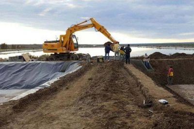 Están en marcha siete nuevas plantas de saneamiento