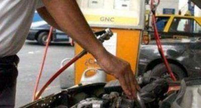 El GNC se incrementará un 14,3% a partir del sábado