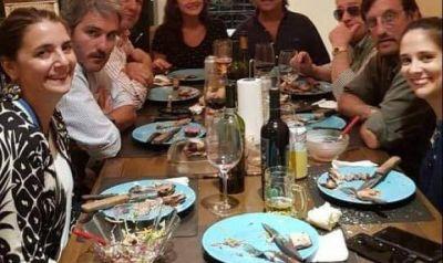 Cambiemos Necochea: la foto de la cena disparó aún más la interna