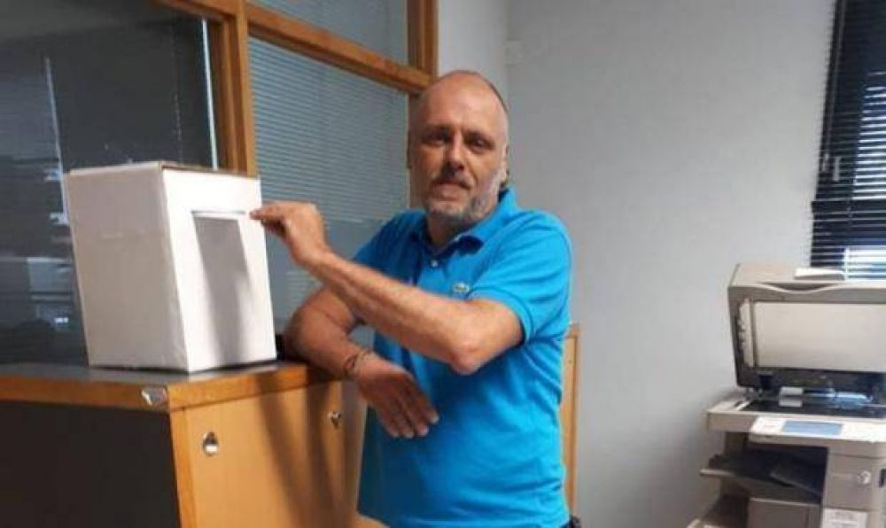 Demian Ledesma fue reelecto como Secretario General de la Bancaria Necochea