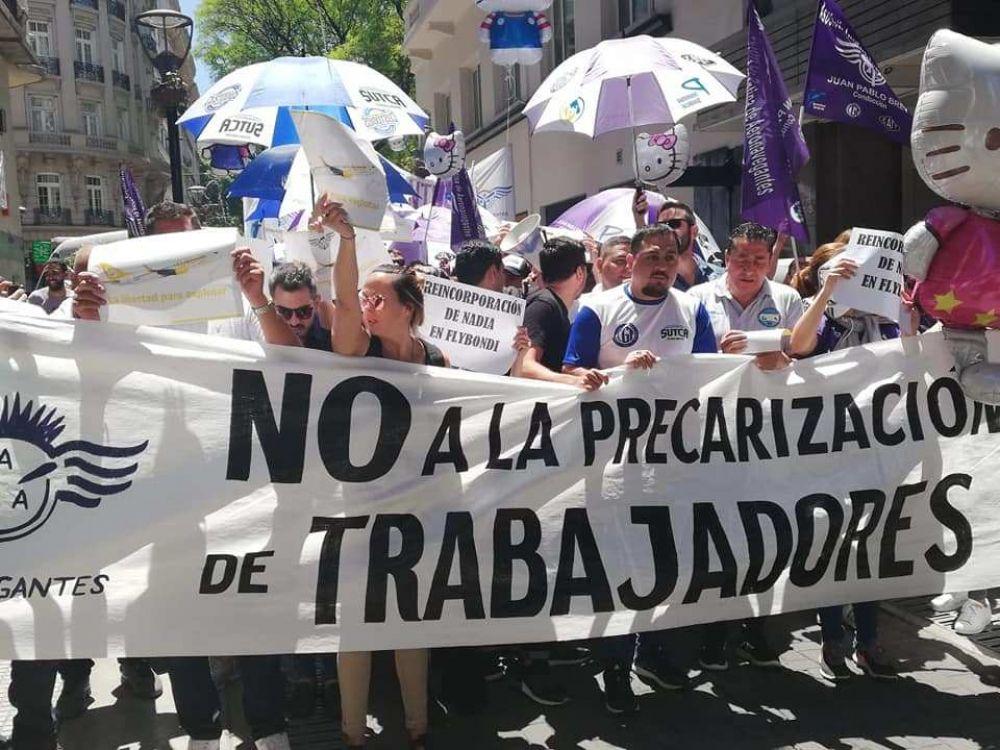 """Seguridad Privada: """"Festejan la caída del salario real"""""""