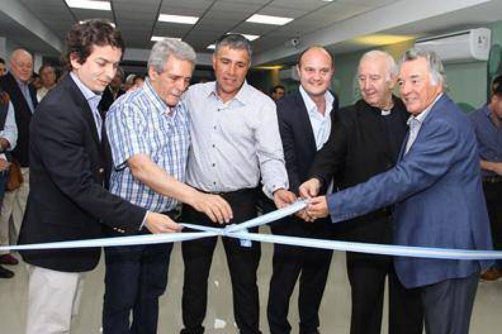 La Unión Trabajadores de Carga y Descarga reinauguró su sede central