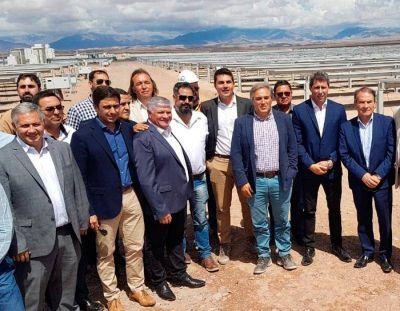 La planta solar de Guañizuil generará energía desde el 10 de diciembre