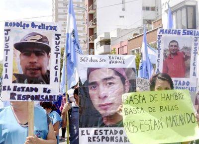 """El PJ repudió """"la persecución y asesinato de compañeros militantes del campo popular"""""""