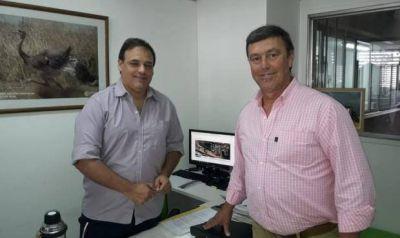 Guardaparque local se reunió con el titular de Áreas Naturales de la Provincia