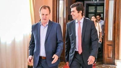 Juan Manuel Urtubey y Gustavo Bordet avanzaron en el diseño de una alternativa política para el 2019
