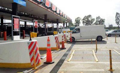 Los peajes en autopistas a La Plata y Mar del Plata suben hasta 29%