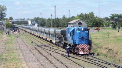 China desembolsará u$s 1.089 M para reactivar el tren San Martín Cargas
