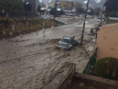 Pluviales: Provincia le pagará a la consultora la semana próxima