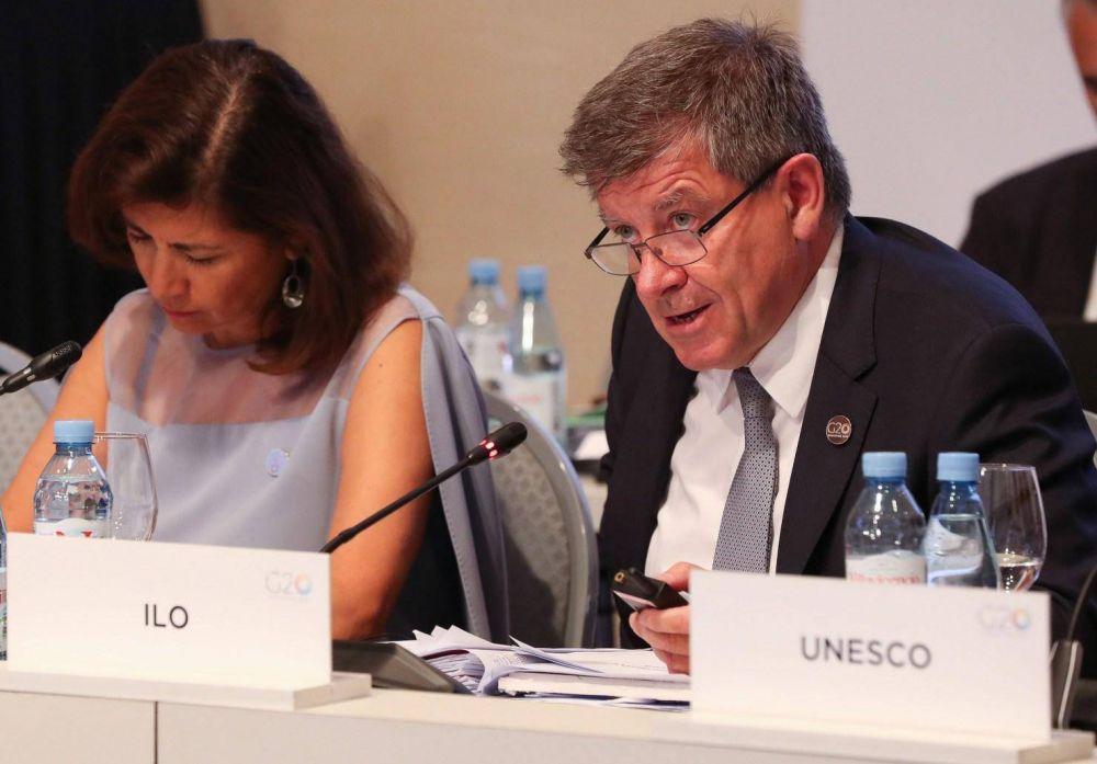 G20: El futuro del trabajo será un tema central del debate internacional