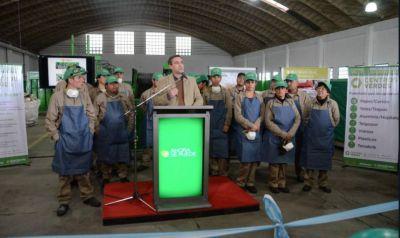 Basura: Mestre presenta el nuevo servicio de recolección