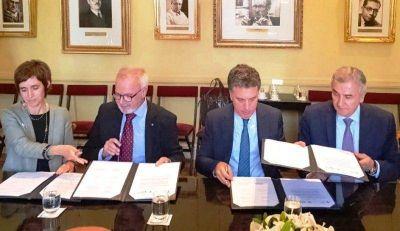 Acuerdo para el financiamiento de Energías Renovables