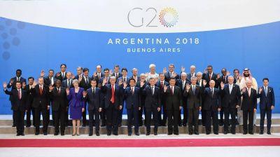 Macri afronta un complejo cierre del G20 por las diferencias de EEUU con China y Europa