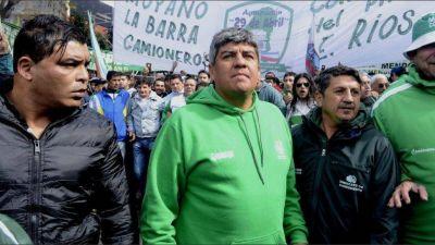 Pablo Moyano advirtió que habrá paro si el Gobierno reflota la reforma laboral