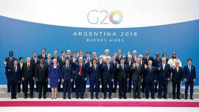 Cruje el G-20 y Macri espera que no le estalle