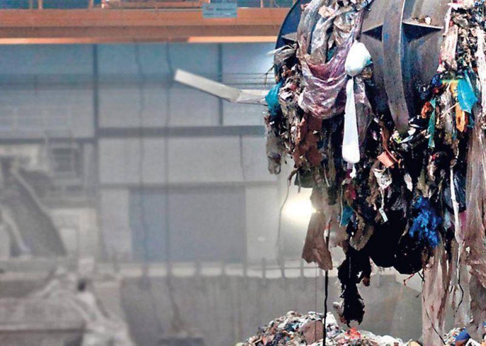 Construirán la mayor planta de conversión de residuos en energía del mundo