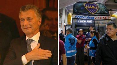 Cuando Macri es un presidente y cuando es mucho menos que un presidente