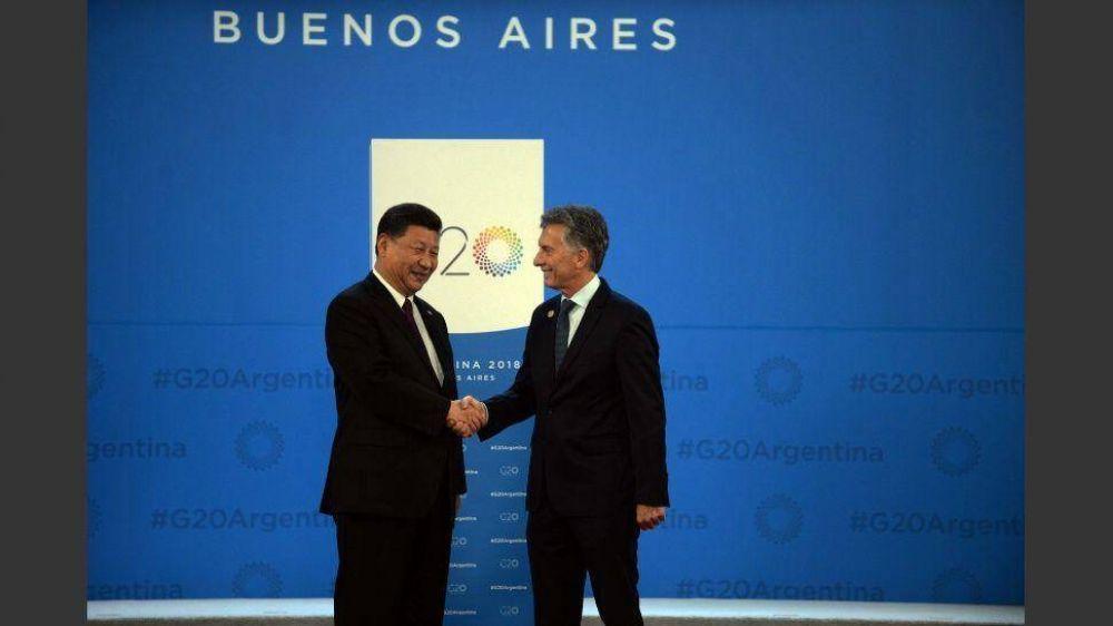 China compromete inversiones por u$s5.000 millones