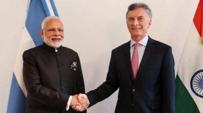 Vaca Muerta y el NOA: busca Macri inversiones en India y centra sus esperanzas en el litio