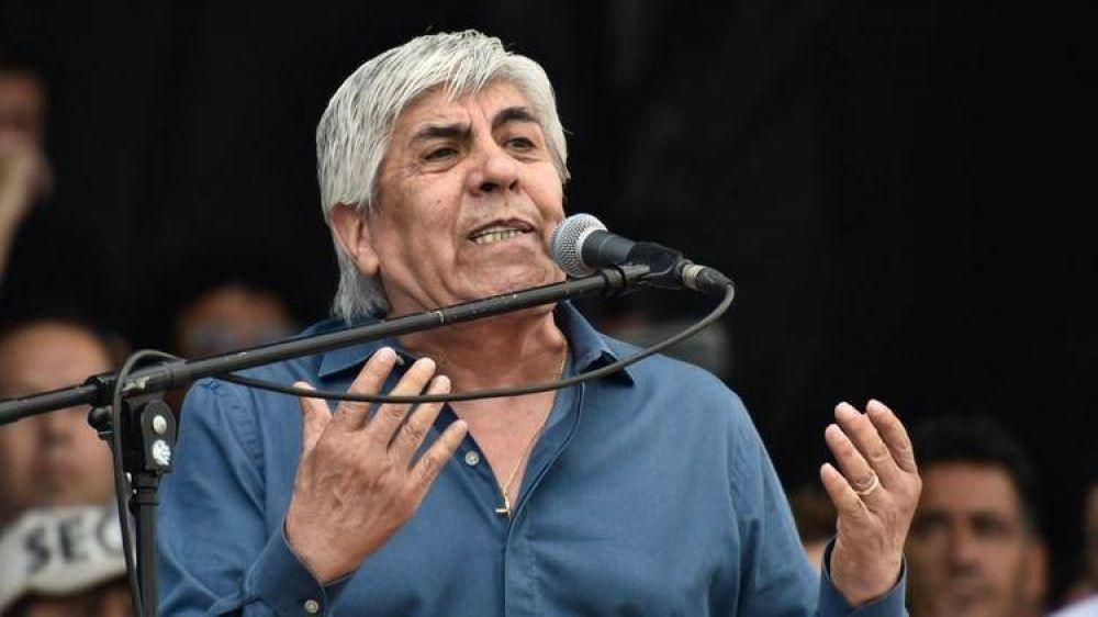 El INADI dictaminó que Hugo Moyano discriminó a Luis Majul al calificarlo de