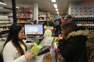 Malestar en las grandes cadenas de comercio minorista por la reapertura de paritarias