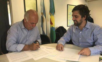 Acuerdo para crear un Centro de Formación Laboral en Mar Chiquita