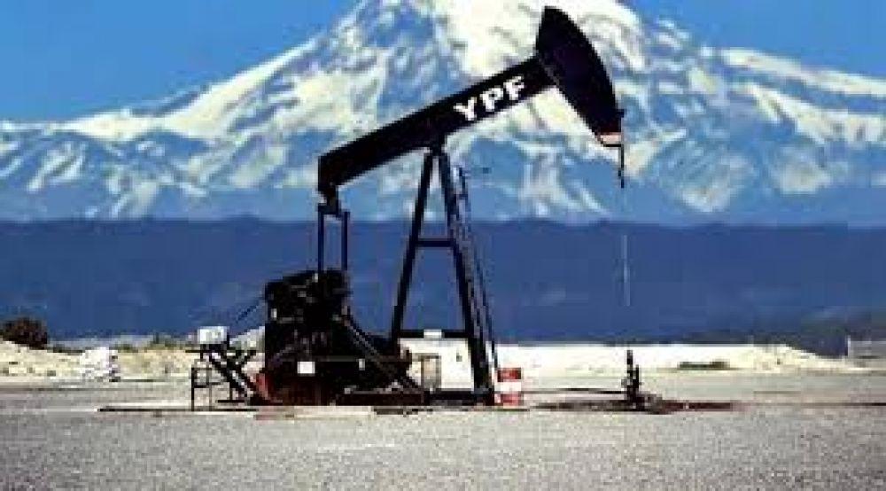 YPF ahora tuvo una fuga de gas en un yacimiento de Río Negro