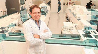 Laboratorio suizo invierte en centro local de diagnósticos clínicos