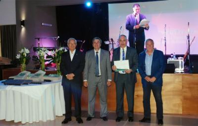 Asumieron las nuevas autoridades del Distrito V del CIPBA