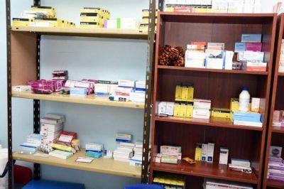 El Municipio llevó adelante una nueva entrega de medicamentos solidarios