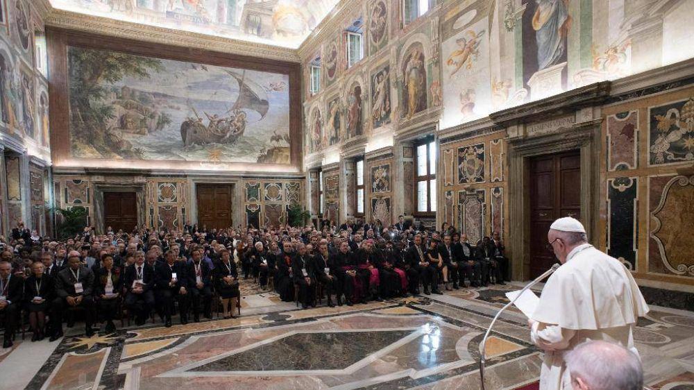 El Papa sobre las drogas: se necesita valentía contra los traficantes de muerte