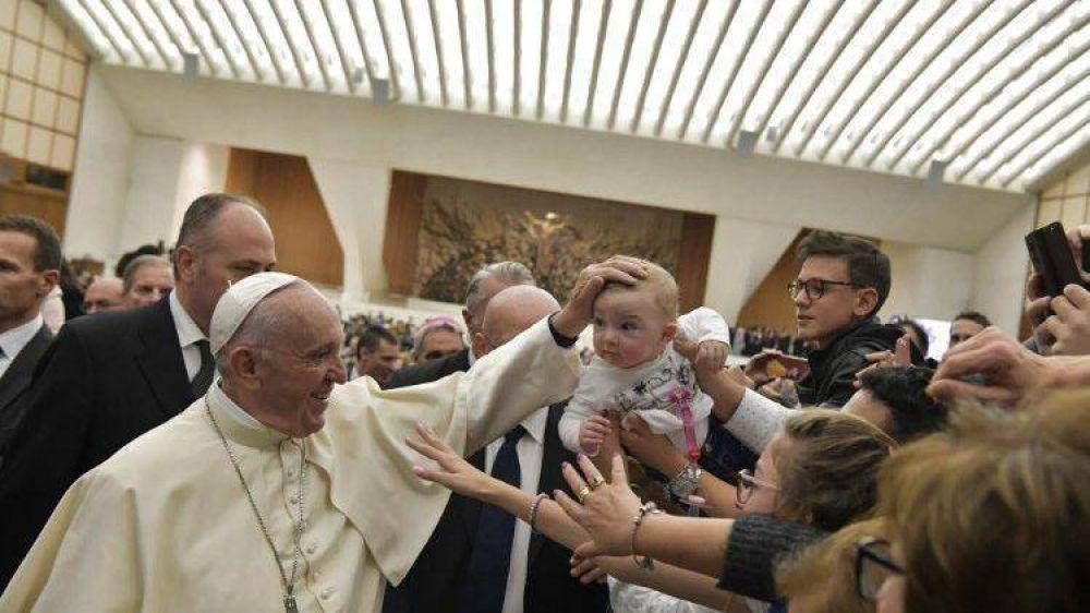 El Papa a peregrinos pulleses: sean navegantes valientes y confiados
